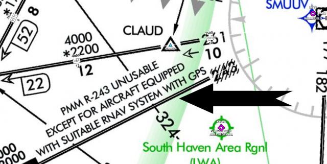 VOR Navigation, Figure 3