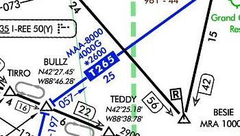 VOR Navigation, Figure 5
