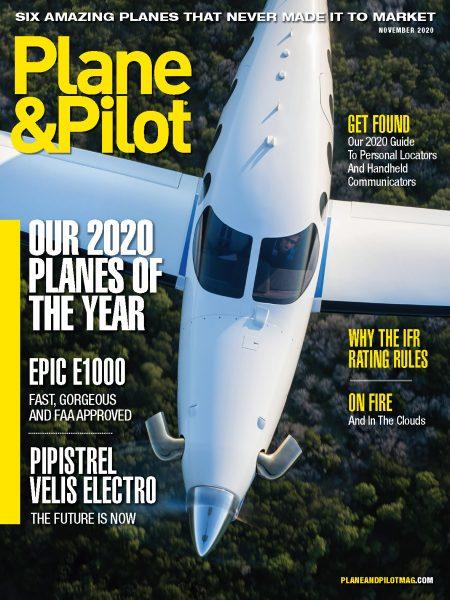 Plane & Pilot November 2020