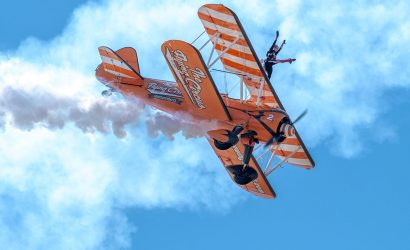 Plane Facts: Wing Walking