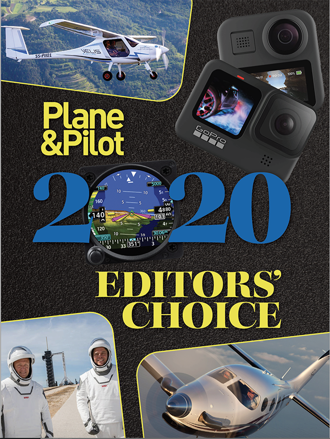 Plane & Pilot 2020 Editors' Choice
