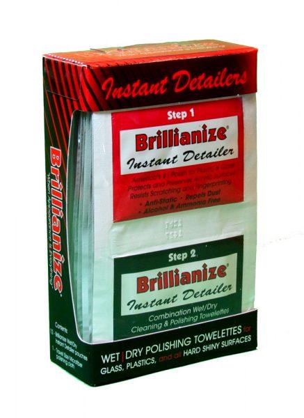 Brillianize Instant Detailer Kit