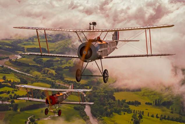 Ghosts 2021 Aviation Calendars