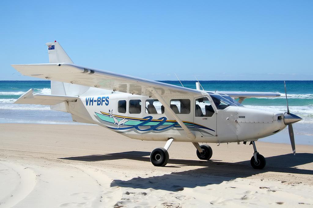 GippsAero Airvan 8. Photo by Russavia
