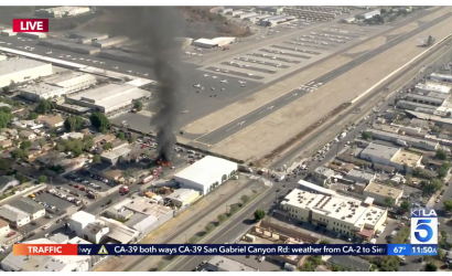 Haunting Last Words From Pilot In Whiteman Pacoima Accident