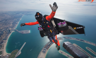 Extreme Flyer Vince Reffet Dies in Training Accident in Dubai