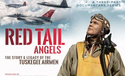 USAF Unveils Three-Part Tuskegee Airmen Series Red Tail Angels