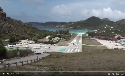 Videos: That Famous St. Barth's Landing Fail: Here's How It Should Have Been Done