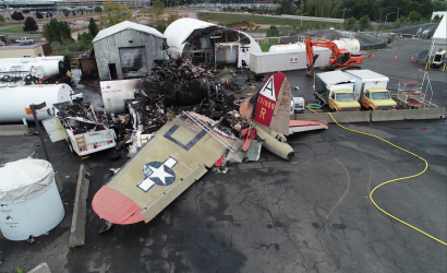 Video: NTSB Issues Chilling Report on 2019 Collings Foundation B-17 Crash.
