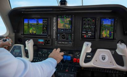 Garmin Introduces Smart Rudder Bias, Autopilot-Assisted Twin-Engine Safety Feature