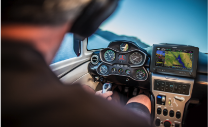 Icon Aircraft can now boast the most compact Garmin G3X Touch flat panel in the industry. Image courtesy of Icon AircraftI