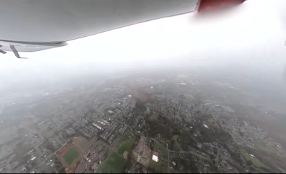 Cool Flying, Amazing Flying Video: Going Missed Approach At Tacoma Narrows