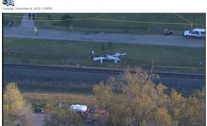 Mystery Fatal Runaway Plane:  RV-6 Crashes Near Galveston