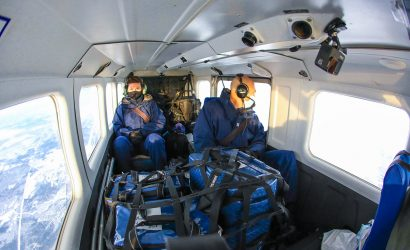 Civil Air Patrol Delivering Coronavirus Vaccine To Hard Hit Communities