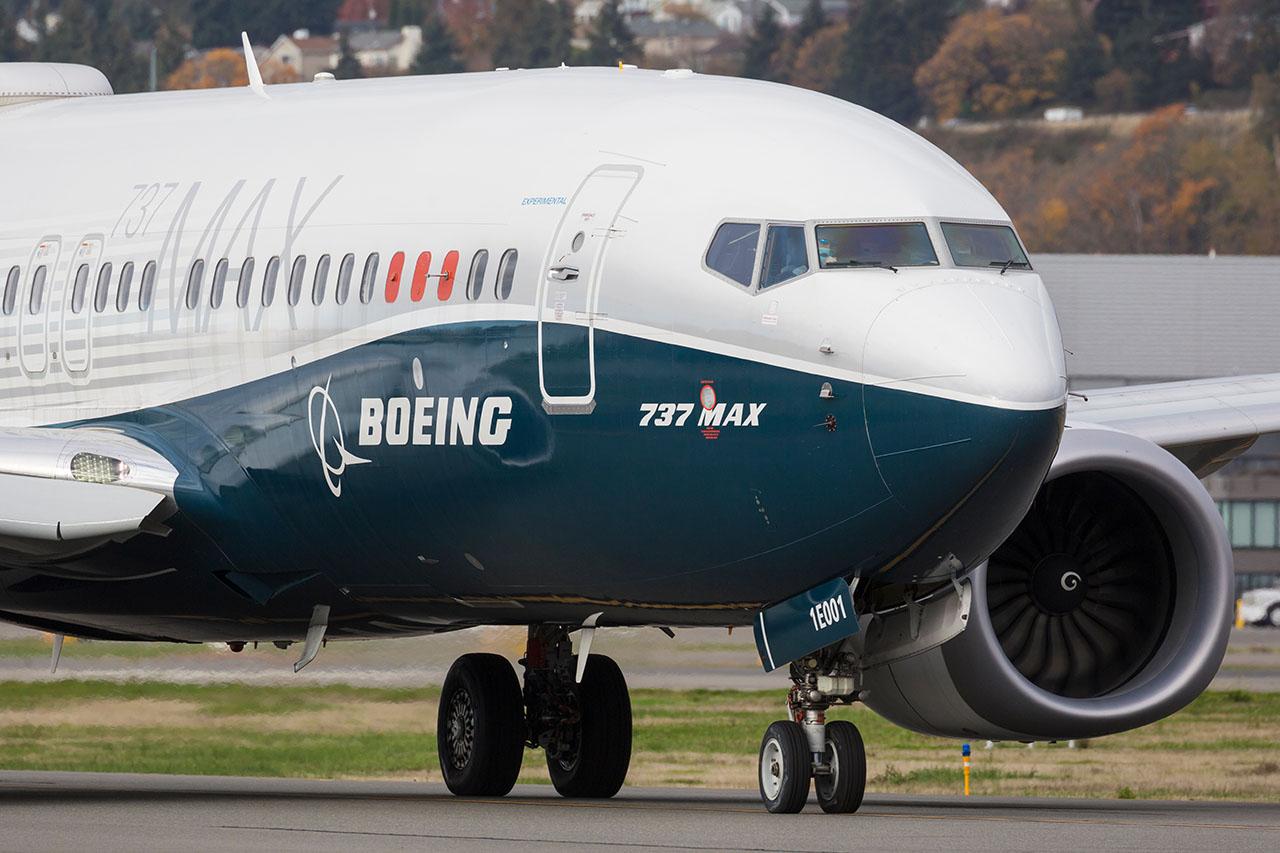 Boeing 737. Photo by BlueBarronPhoto/Shutterstock
