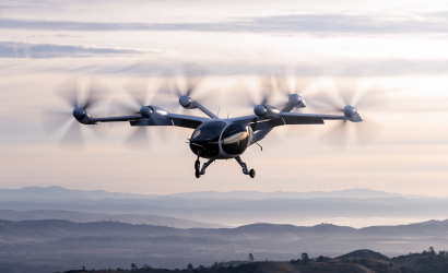 First-Ever Video: Joby Aviation Flies Electric Multicopter/Tiltrotor