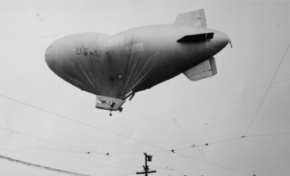Ghost Blimp