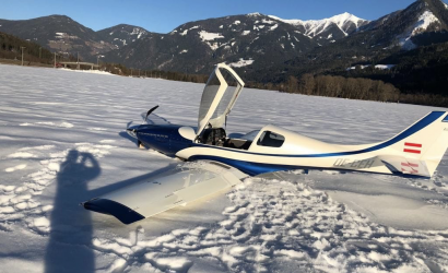 Video: Pilot Crushes It After Prop Blade Separation/Loss Of Power In Lancair Homebuilt Plane In Mountainous Terrain