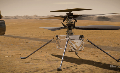 "Video: When Will Ingenuity, The ""Martian Helicopter"" Fly? Plus, Here's What It Will Look Like"