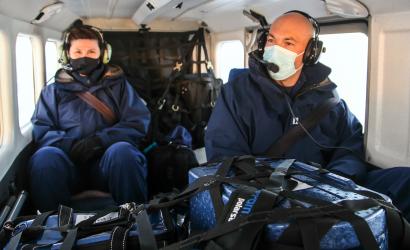 The Civil Air Patrol Marks One Year of Heroic Efforts