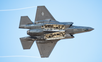 Marine F-35 Fighter Jet Nearly Shoots Itself Down