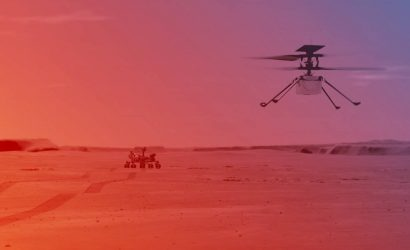 Just Revealed: Infinity Mars Helicopter Has A Secret Stow Away