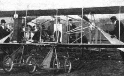 The First X  Plane: Wright Model R