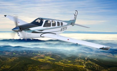 Textron Unveils 75th Anniversary Bonanza With A Nod To Olive Ann Beech