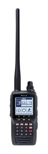 Yaesu FTA-550L ProX