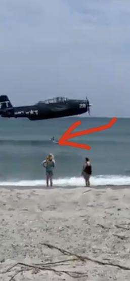 Cocoa Beach Crash