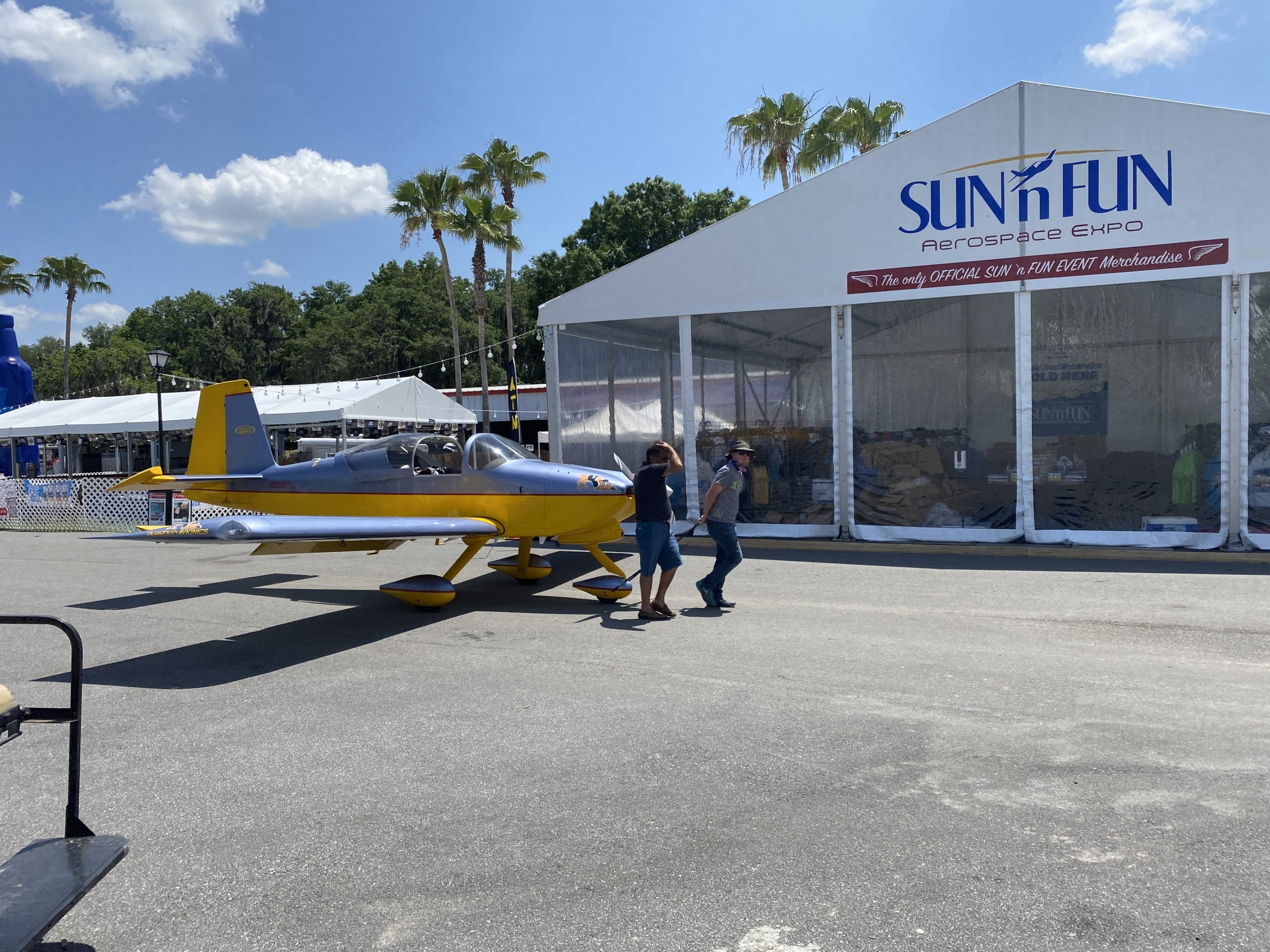 Sun 'n Fun Aerospace Expo 2021 is underway after a year-long hiatus.
