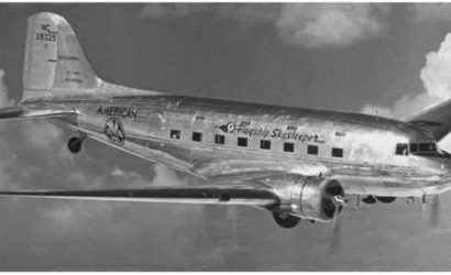 This Incredible Plane: The Douglas Sleeper Transport (DST) 'SkySleeper'