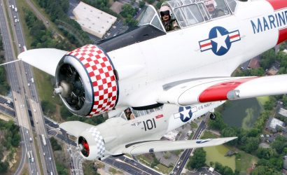 "EAA's Warbirds Are ""Busting at the Seams"" to Keep 'Em Flying"