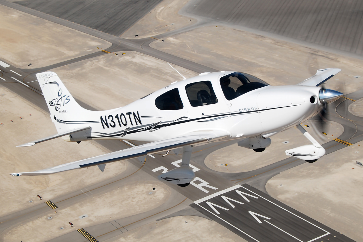 With innovations galore, the Cirrus SR22 is the most successful post-modern light plane ever and the best selling one, too.