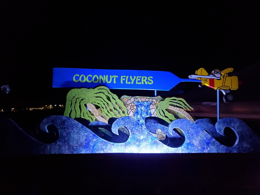 Coconut Flyers