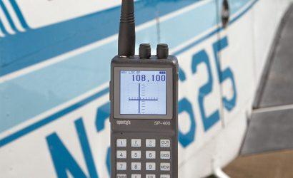 Handheld Radios For Pilots