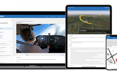 Sporty's Launches Brand-New Commercial Pilot Instructional Course