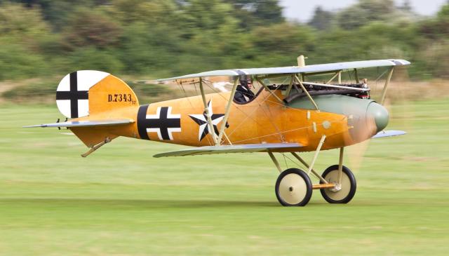D.III Albatros