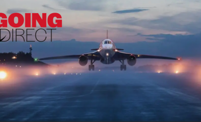 Going Direct: Why Supersonic Bizjet Maker Aerion's Failure Surprises Us Not At All