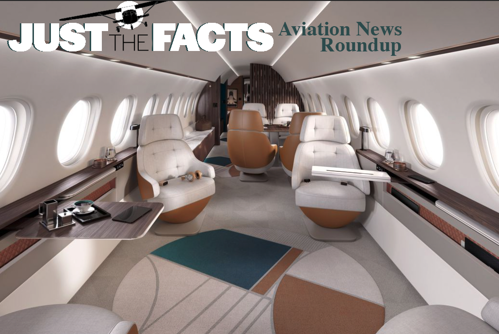Just the Facts: Aviation News