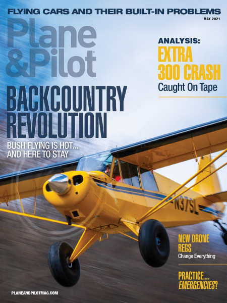 May 2021 Issue of Plane & Pilot
