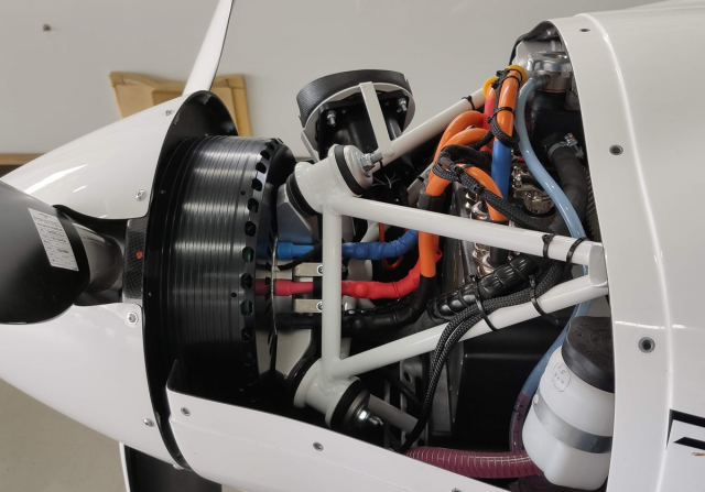 Pipistrel Electric Engine