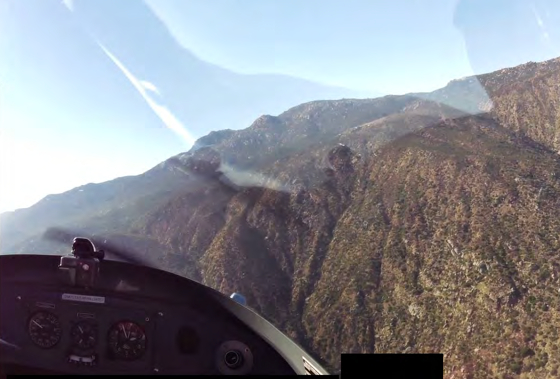 GoPro footage prior to an Extra 300 crash.