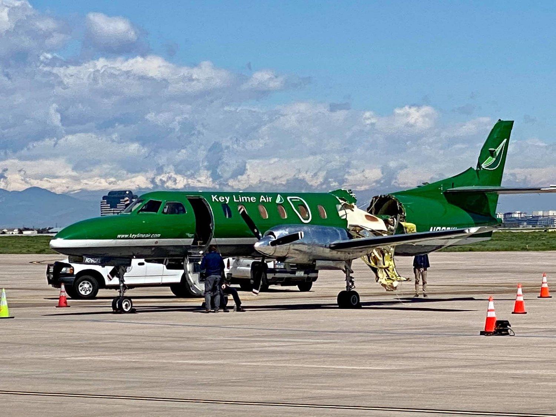 Key Lime Air Plane in Denver Crash