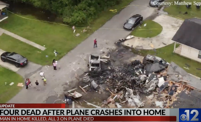 Mitsubishi Mu-2 Crash In Mississippi Claims Four Lives