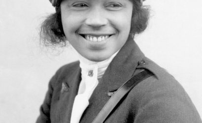 It Was 100 Years Ago Today That Bessie Coleman, America's First Black Female Pilot, Got Her Certificate