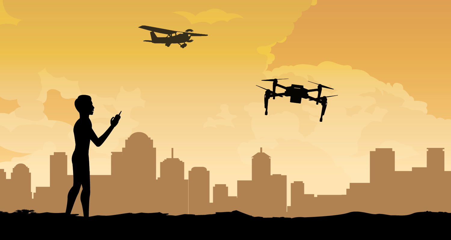 Changes in Drone Regulations