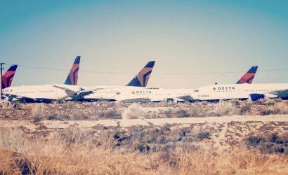 Delta Pilot Leaves Message