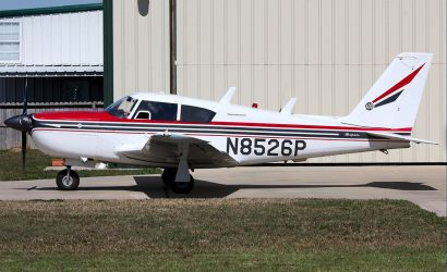 Piper Comanche 400: A Muscle Car On Wings