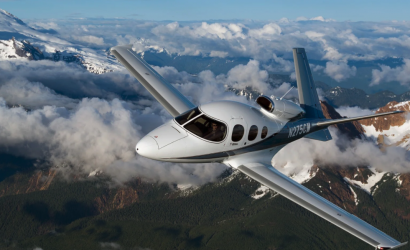 Cirrus Launches Generation Two SF50 Vision Jet